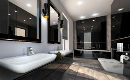 łazienka sypialnia 1