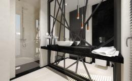Łazienka ) – wizualizacja I